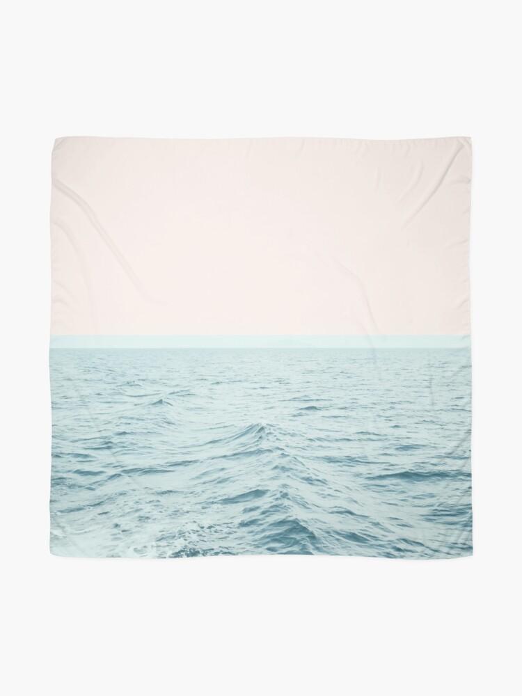 Alternative Ansicht von Meeresbrise #redbubble #home #lifestyle #buyart Tuch