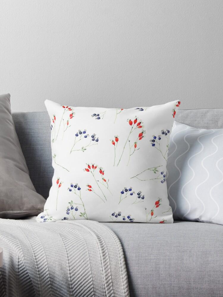 Patterns everyday | Rose Hip Fruits by jjsgarden