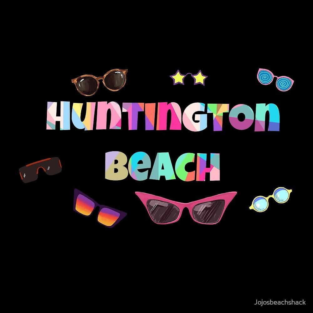 Huntington Beach Shade by Jojosbeachshack