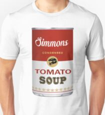 Simmons Soup Unisex T-Shirt