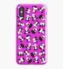 PandiCorn Wings - Pattern 1 iPhone Case/Skin