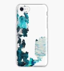 Blue and Hues iPhone Case/Skin