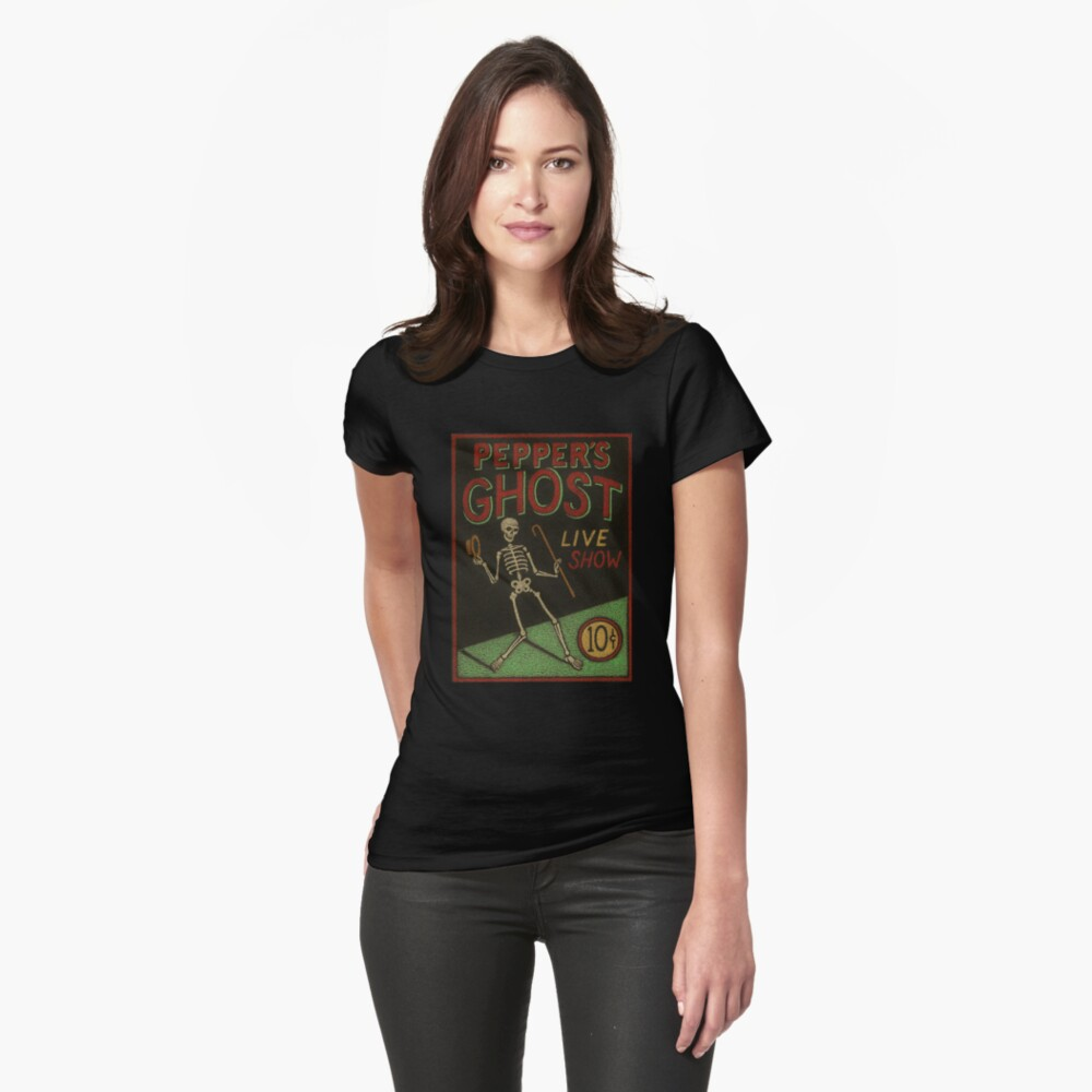 Pepper's Ghost Women's T-Shirt Front