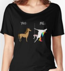You VS Me Women's Relaxed Fit T-Shirt