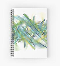 Flowing Spiral Notebook