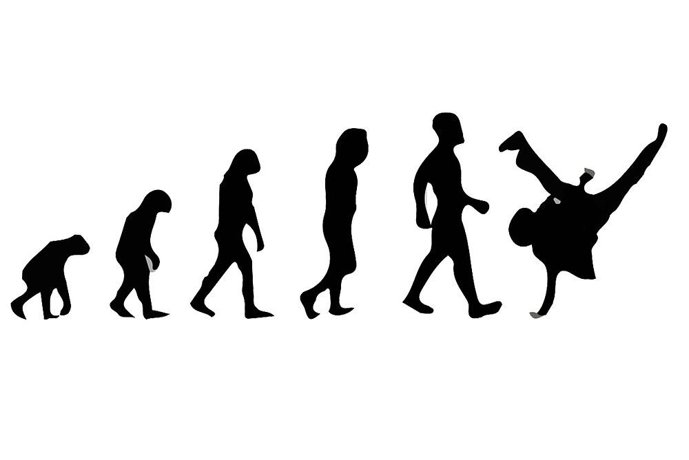 Evolution by Daniel Ernest