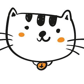 Cute Cat by khdio