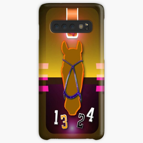 polohorse purple orange Samsung Galaxy Leichte Hülle