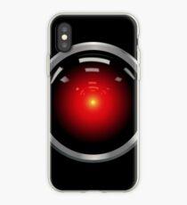 Hal 9000 iPhone Case
