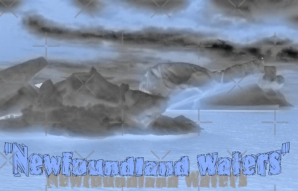 Newfoundland Waters by Gail Bridger
