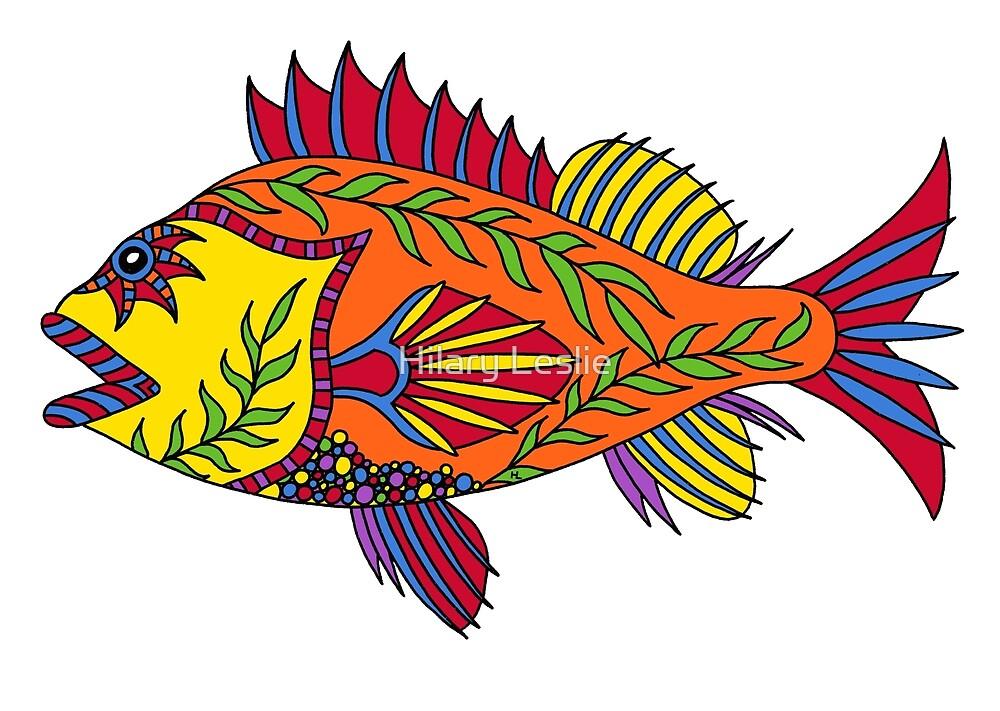 Rockfish  by hennabyhilary