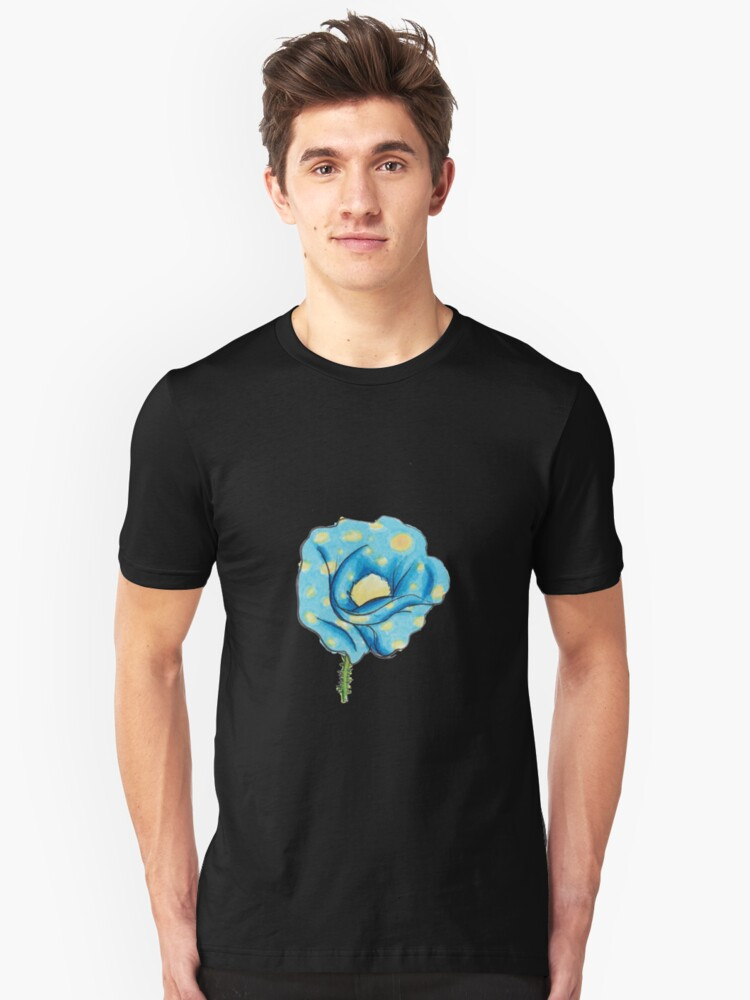 Astral Poppy Unisex T-Shirt Front