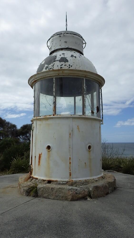 Eddystone Point Tasmania by Judi Rustage
