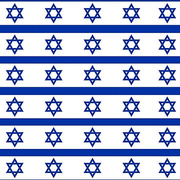 Israel Flag Jewish by lemmy666