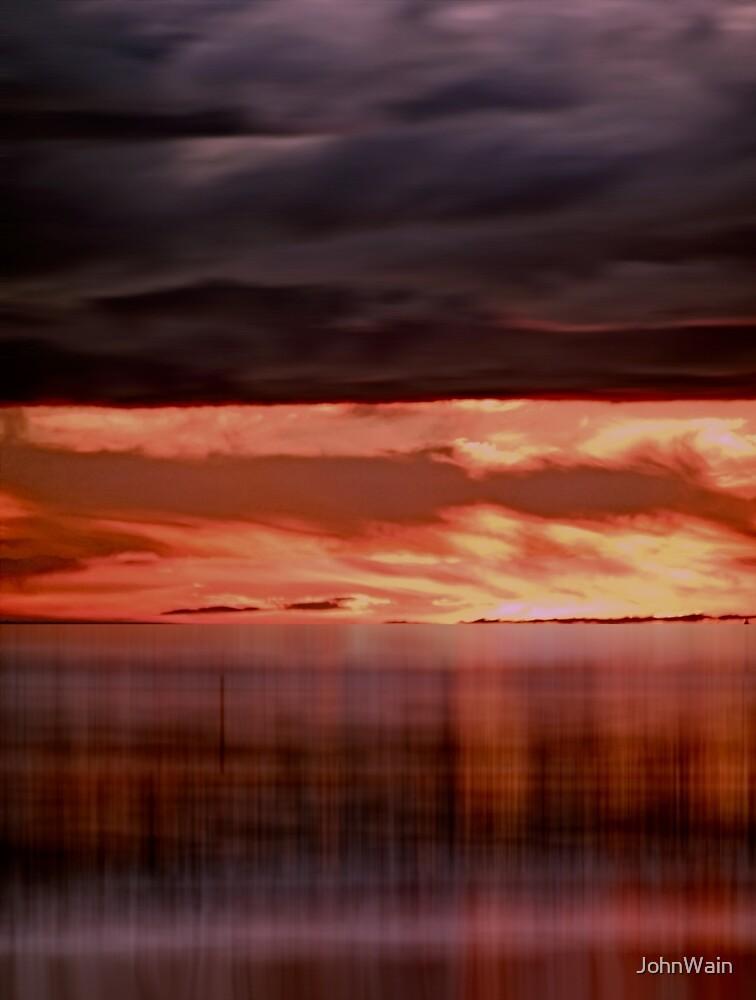 A storm (Digital Art) by JohnWain