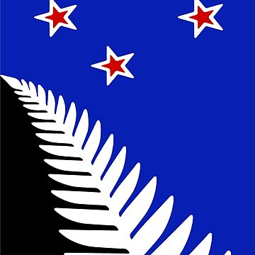 New Zealand Flag by lemmy666