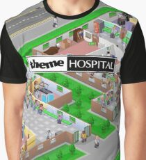 Theme Hospital Graphic T-Shirt