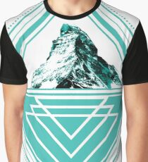 Chill Mountain Graphic T-Shirt