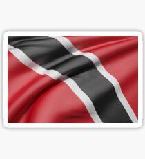 Trinidad and Tobago flag Sticker
