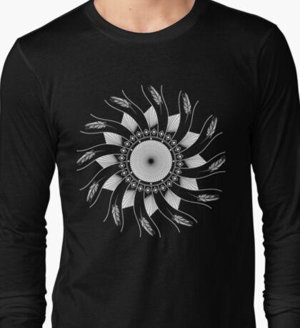 Mandala W&B T-Shirt