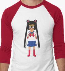 Tina Moon Men's Baseball ¾ T-Shirt