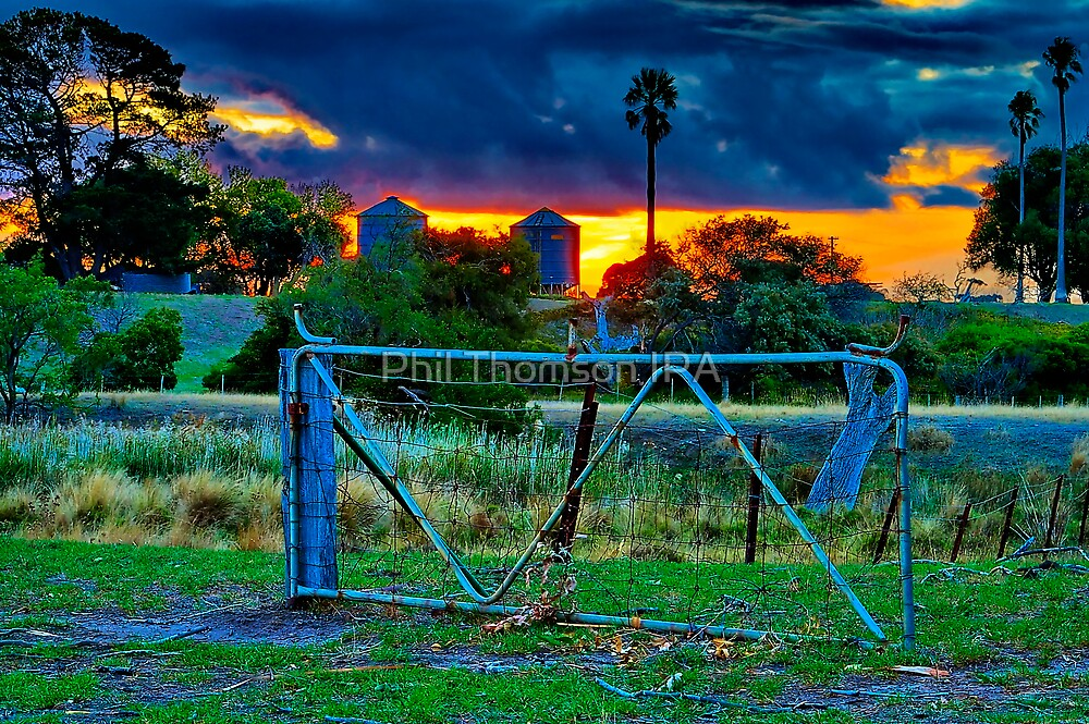 """""""At The Farm Gate"""" by Phil Thomson IPA"""