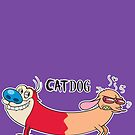 The original CatDog by GeekCupcake