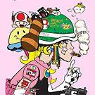 Mushroom Girl by GeekCupcake