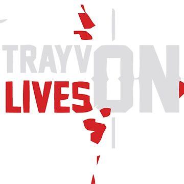 Trayvon Martin Hoodie by hasin23