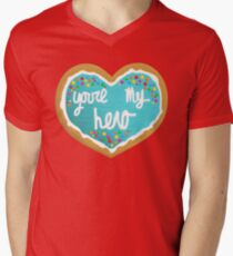You're my hero Men's V-Neck T-Shirt