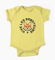 VIVE LES SABOTEURS (Light tee) Kids Clothes