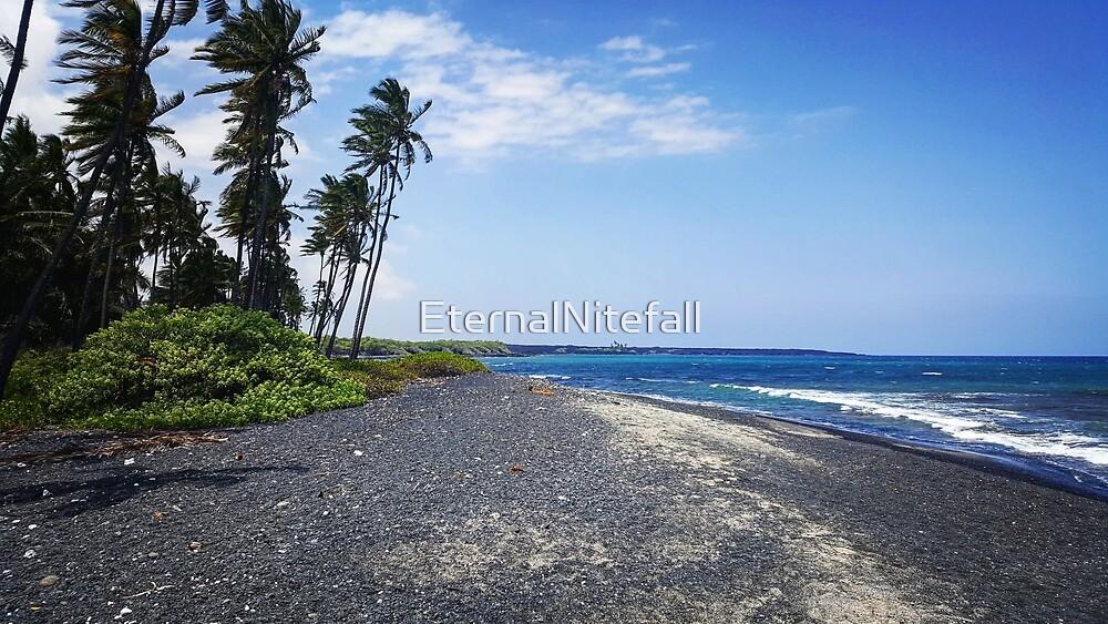 Hawaiian Coast by EternalNitefall