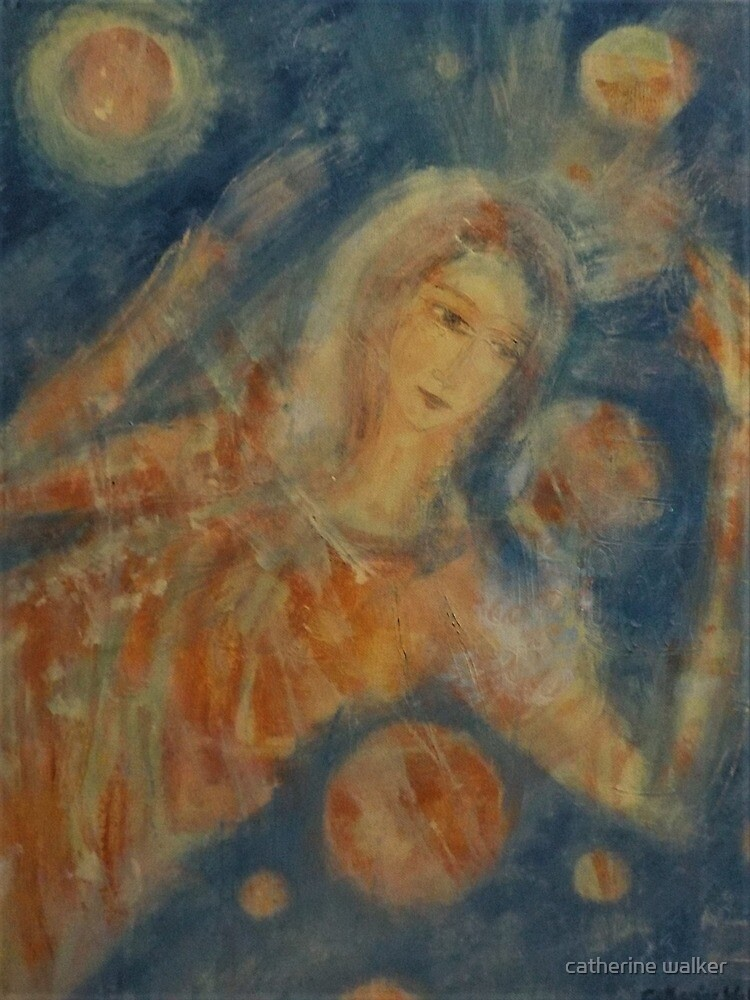 Virgo in revelations,the sign in the sky. by catherine walker