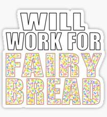 Fairy Bread Sticker