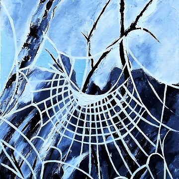 The Web Entices by GloriaDK
