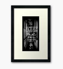 2001: A Space Odyssey (1968) Framed Print