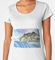 Seascape Women's Premium T-Shirt