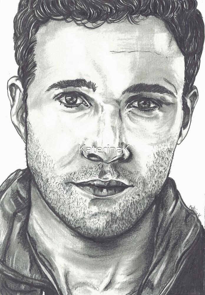 Gil McKinney by KaterinaK