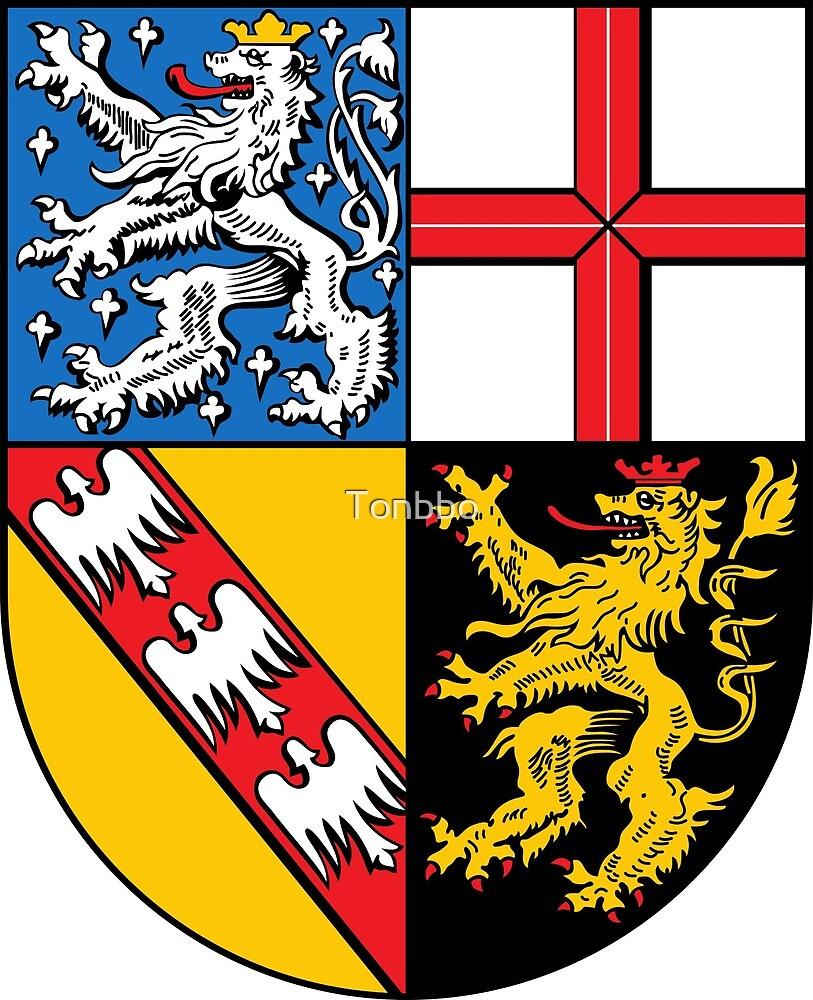Saarland, Germany by Tonbbo