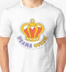 Drama Queen Crown Unisex T-Shirt