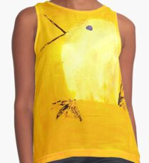 Yellow Canary Contrast Tank