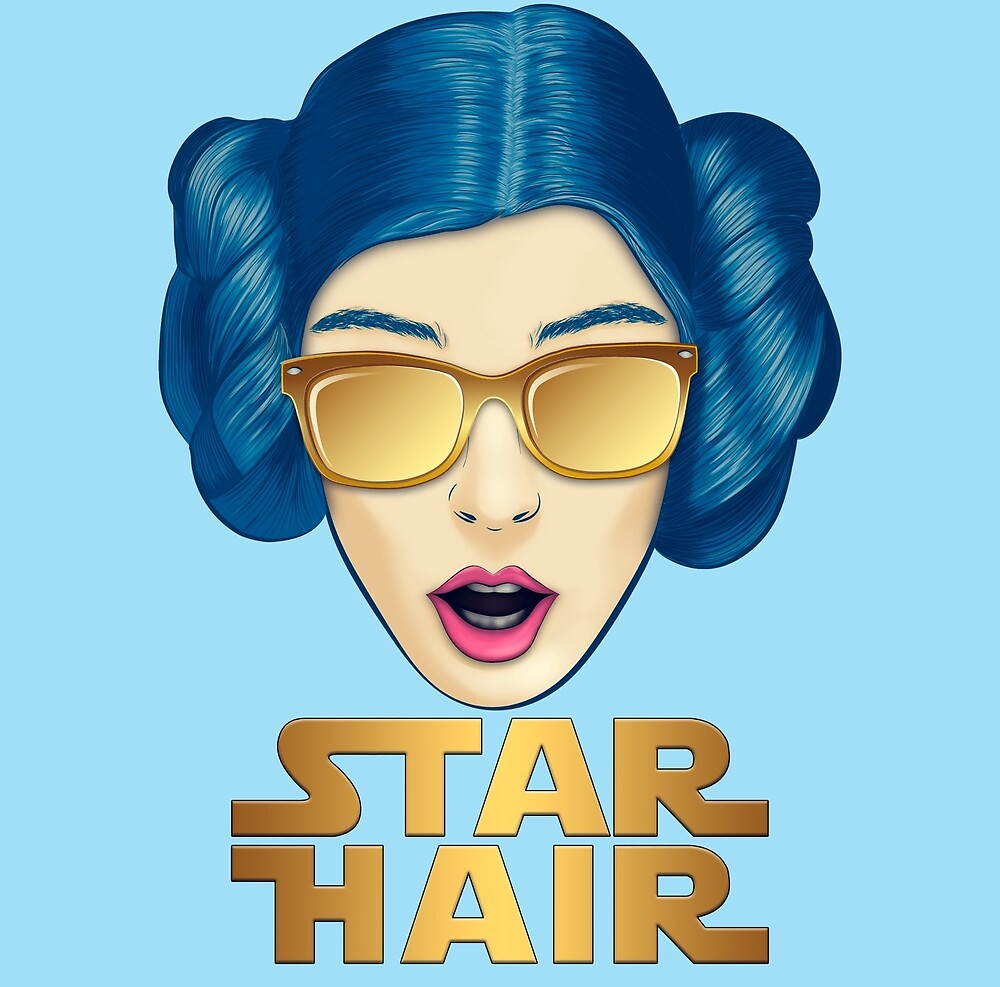 Star Hair by yoconestospelos