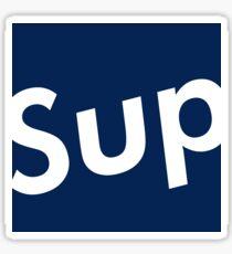 Sup(reme) Logo  Sticker