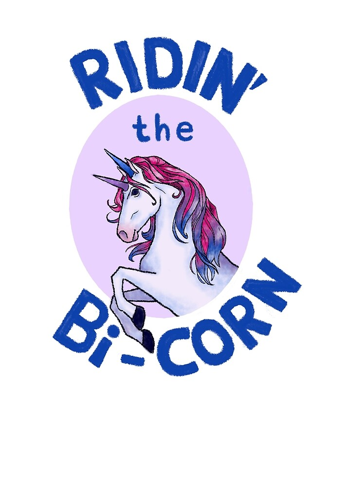 Ridin the Bi-Corn by eyeofmoonstorm