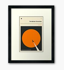 'Earth Men have a talent for ruining big, beautiful things' - R.B. Framed Print