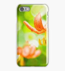 Martagon Lily - June 2017 iPhone Case/Skin