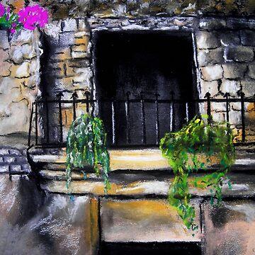 The Window by GloriaDK
