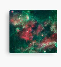 Stars Brewing in Cygnu X Canvas Print