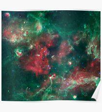 Stars Brewing in Cygnu X Poster