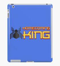 Homecoming King iPad Case/Skin